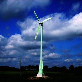 Regenerative Energien: Datenvisualisierung und Überwachung von Windkraftanlagen